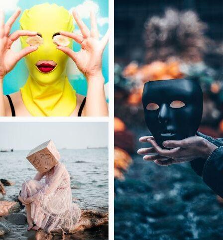 Não use máscara